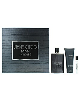 Jimmy Choo Man Intense EDT Set For Him