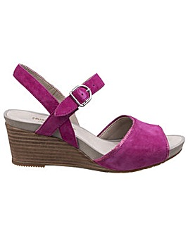 Hush Puppies Cassale Wedge Sandal