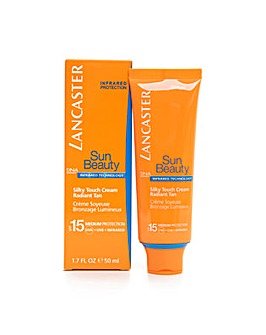 Sun Beauty Silky Touch Cream Spf15 50ml