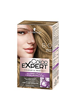 Schwarzkopf Medium Caramel Blonde 8.65