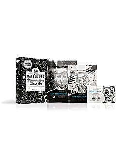 Barber Pro Rejuvenating Mask Pack