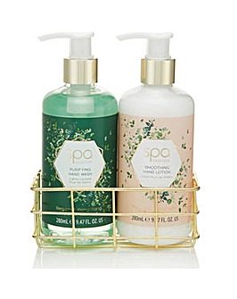 S&G Spa Botanique Luxury Handcare Set