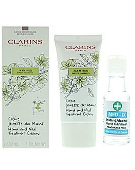 Hand Sanitiser  Hand Cream Set