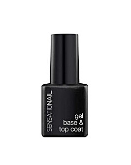 SensatioNail Gel Base and Top Coat