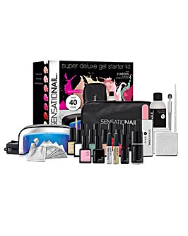 SensatioNail Super Deluxe Gel Start Kit
