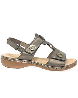 Rieker Rhodes Womens Casual Sandals