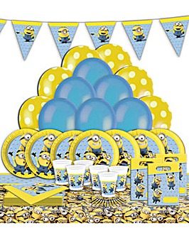 Minions Ultimate Party Kit for 16