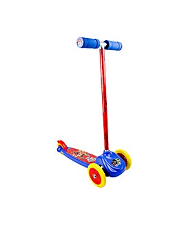 PAW PATROL Kids Three Wheel Flex Scooter