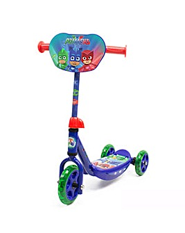 PJ MASKS Tri Scooter with Front Plate