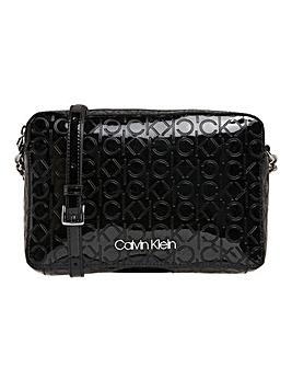 Calvin Klein Must Patent Crossbody Bag