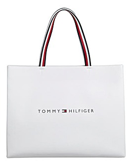 Tommy Hilfiger Shopper Bag White