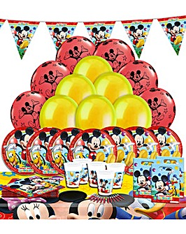 Disney Mickey Mouse Ultimate Party Kit