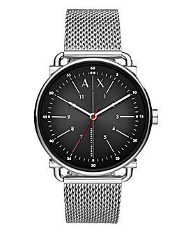 AX Gents Rocco Mesh Watch