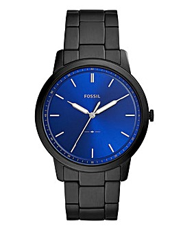 Fossil Mens Minimalist Bracelet watch