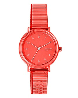 Skagen Ladies Aaren Transparent Watch