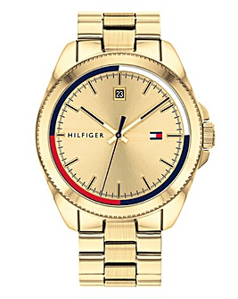 Tommy Hilfiger Gold Riley Bracelet Watch
