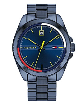 Tommy Hilfiger Blue Riley Bracelet Watch