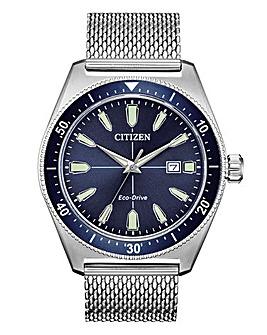 Citizen Mens Eco Drive Bracelet Watch