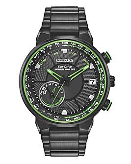Citizen Mens Eco Drive Saellite Watch