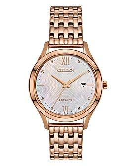 Citizen Ladies Eco Drive Bracelet Watch