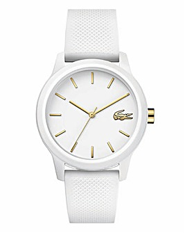 Lacoste 12.12 Ladies Silicone Watch