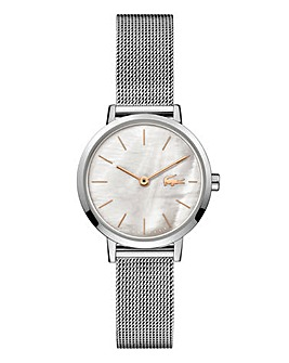 Lacoste Ladies Moon Mesh Watch