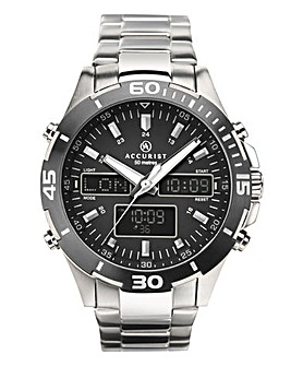 Accurist Mens Multifunction Wtach