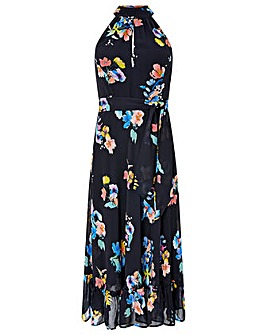 Monsoon Wendy Sleeveless Midi Dress