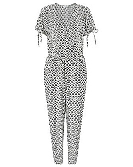Monsoon Casey Bagru Jumpsuit