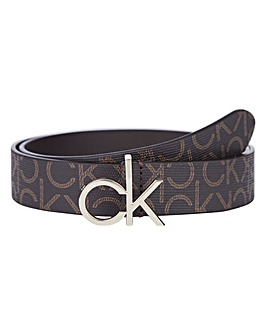 Calvin Klein Fixed Buckle Belt 30mm