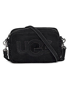 Ugg Janey Suede Crossbody Bag