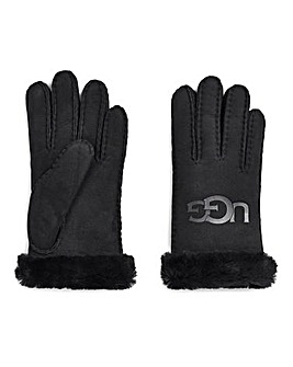 Ugg Sheepskin Gel Logo Glove