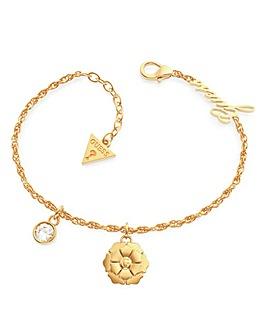 Guess Peony Gold Bracelet