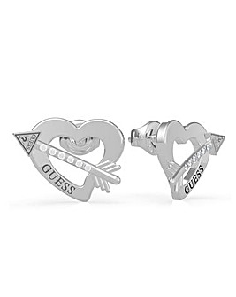 Guess Across My Heart Earrings