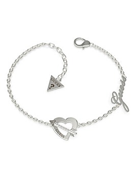 Guess Across My Heart Bracelet