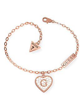 Guess Rose Gold Shine Bracelet