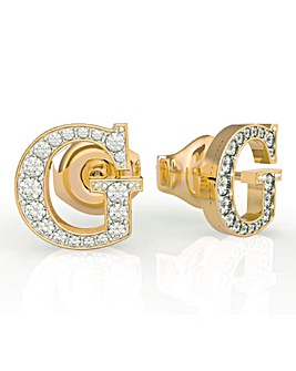 Guess Diamonte Earrings