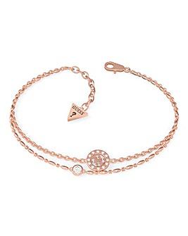 Guess Miniature Rose Gold Bracelet