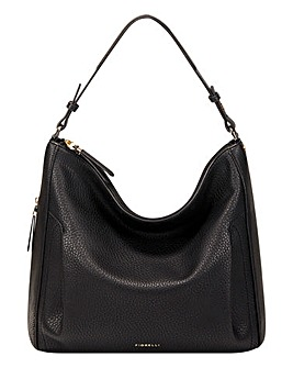 Fiorelli Erika Black Hobo Bag