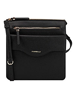 Fiorelli Blake Black Crossbody Bag