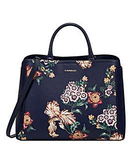 Fiorelli Halle Lysander Dark Floral Tote Bag