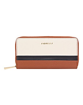 Fiorelli City Nero Ziparound Purse