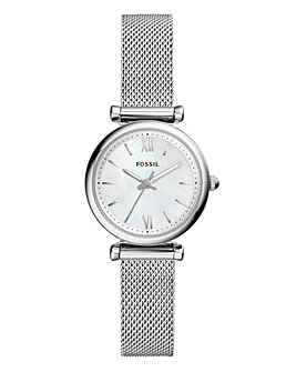 Fossil Carlie mini Stainless Steel Watch