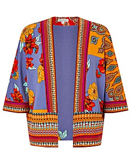 Monsoon Jolene Jersey Print Cover Up