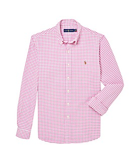 Ralph Lauren Mighty Gingham Poplin Shirt