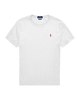 Ralph Lauren Mighty Pima Crew T-Shirt