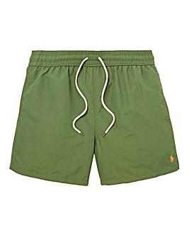 Ralph Lauren Mighty Plain Swim Shorts