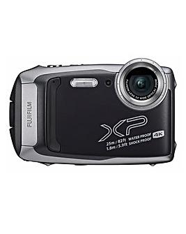 Fujifilm Finepix XP140 Tough Camera Graphite 16.4MP 3.0LCD 5xZoom WiFi