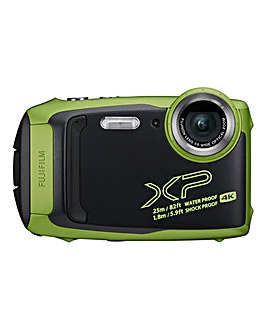 Fujifilm Finepix XP140 Tough Camera Lime