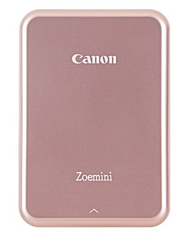 Canon Zoemini Photo Printer Rose Gold